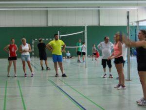 Trainerausbildung beim Jugendcamp