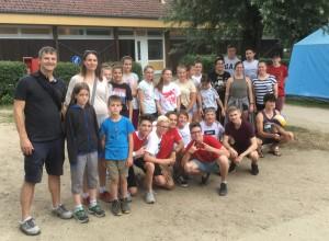 JBC19: Angekommen im JugendCamp der Jugendherberge Scharbeutz