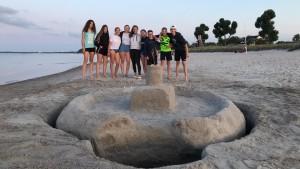 JBC19: Stolzes Strand-Monument Kreativ-Team