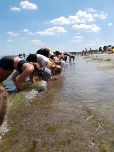 JBC19: Stabi-Übungen im Wasser