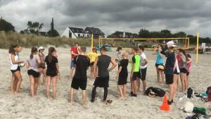 JBC19: Erster Tag im Camp - noch typisches Ostsee - ...