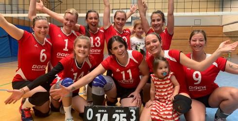 Mit guter Laune, Motivation und Sonne im Gepäck stellten sich die Damen II der TSV Auerbach vergangenen Samstag, […]