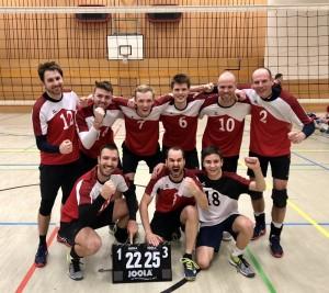 Verdienter 3:1-Sieg in Hochheim