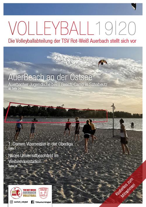 Cover Saisonzeitung
